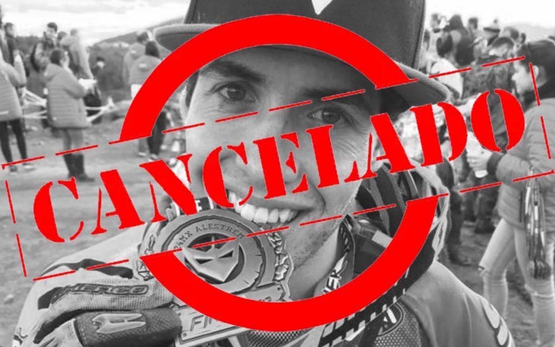¡Me cancelan tres eventos! #yomequedoencasa