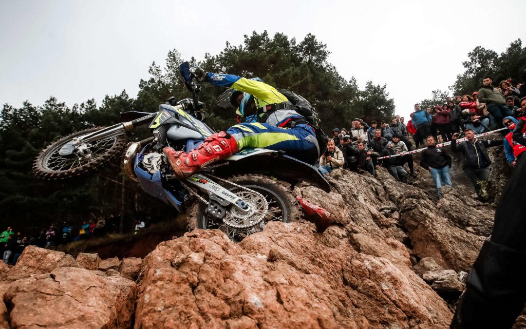¡TOP4 en Hixpania Hard Enduro Race!